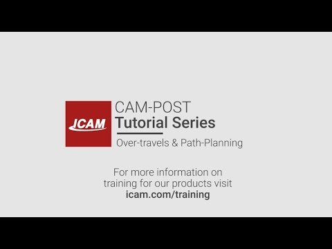 ICAM Minute: Over-travels, path-planning and rotary turn-around