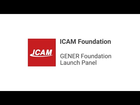 GENER Foundation Launch Panel