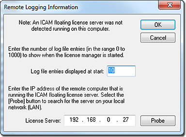 Did you know that the ICAM Floating License Manager provides useful