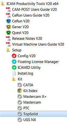 Did you know you can integrate your ICAM post-processor