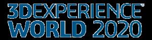 3dexperience world 2020 logo png