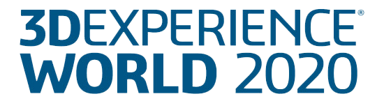 3dexperience world 2020 logo png