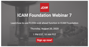 ICAM Foundation webinar 7 sign up