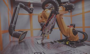 robot axis production machinery